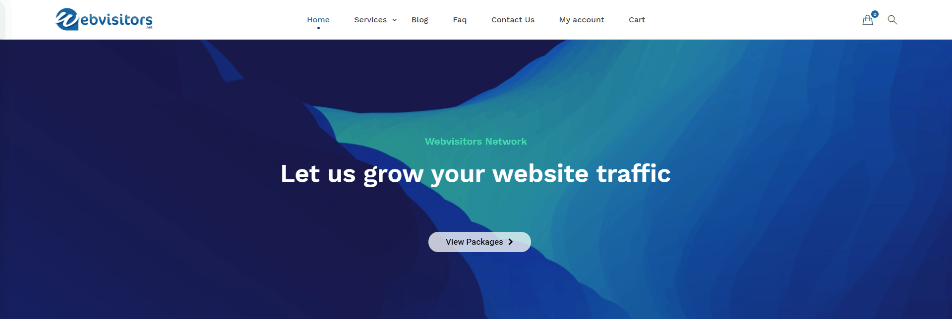 Buying Traffic From WebsiteVisitors.net