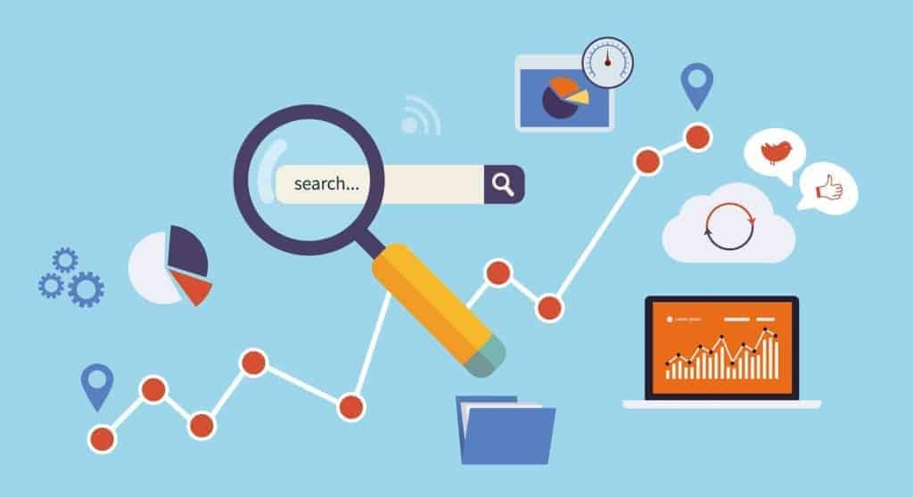 tracking organic seo visitors