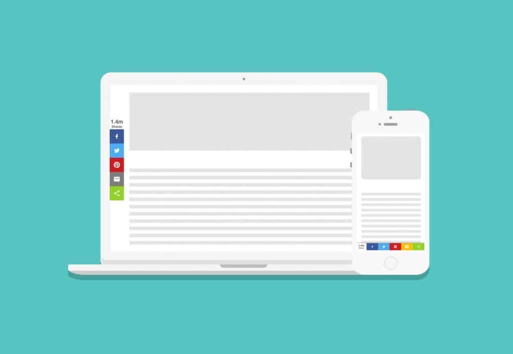 sharethis wordpress plugin